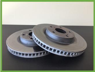 Тормозные диски (Zimmermann)